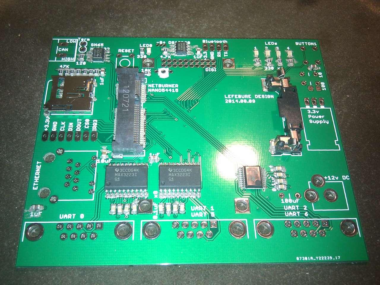 building a circuit board lefebure Make Your Own Circuit Board Circuit Board Design