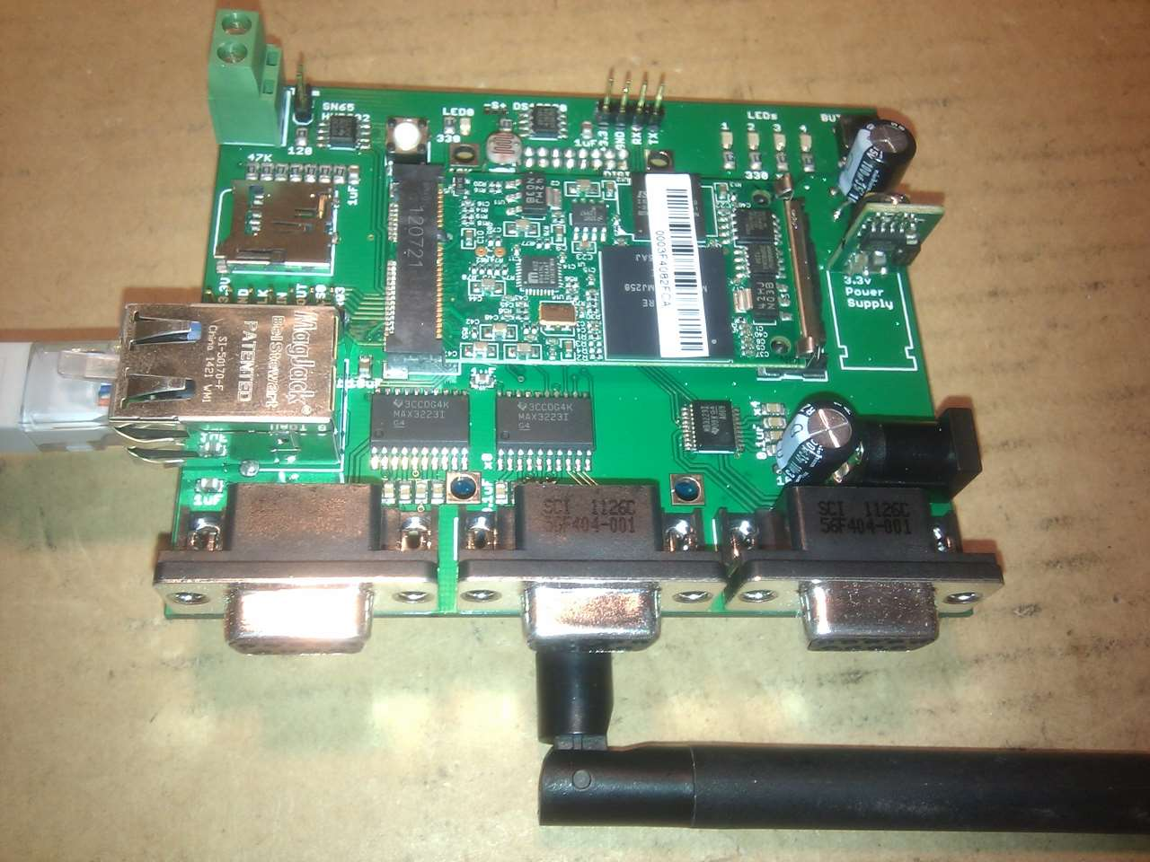 building a circuit board lefebure Circuit Board for Starters Electrical Circuit Building with LED