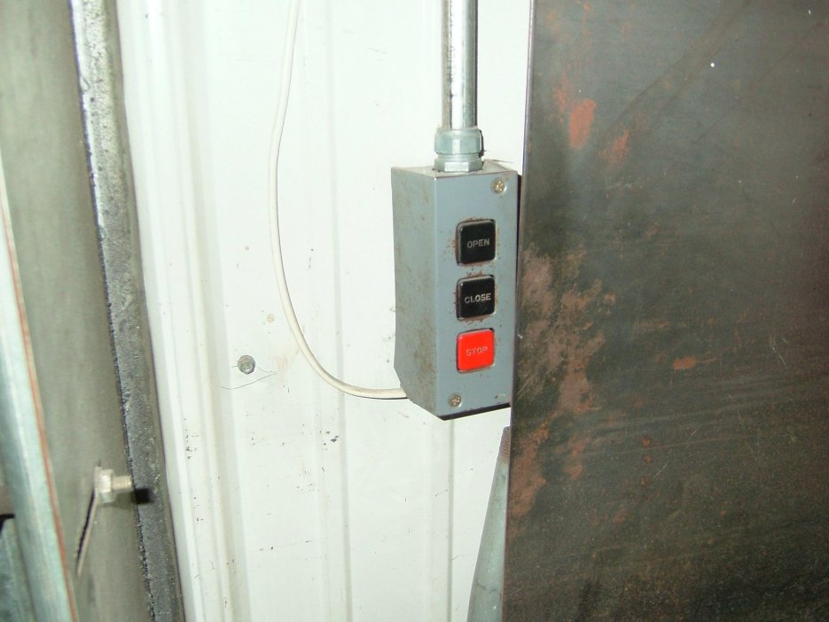 Where Is The Learn Button On A Garage Door Opener My
