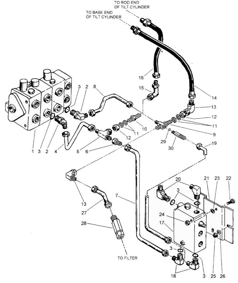 Case 60xt Hydraulic Pump Schematics Best Site Wiring Harness